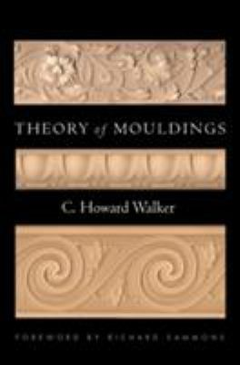 Theory of Mouldings 9780393732337