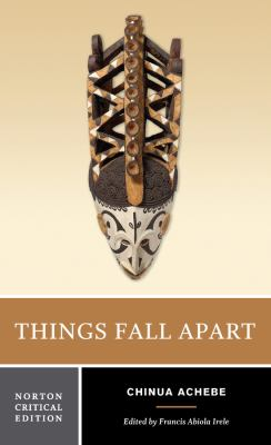 a review of chinua achebes novel things fall apart Get the things fall apart at microsoft store and compare products with the latest  customer reviews and ratings download or ship for free  things fall apart a  novel 2010 - chinua achebe - fiction & literature $999 things fall apart.