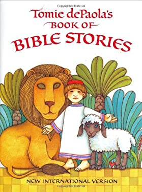 Tomie dePaola's Book of Bible Stories 9780399216909