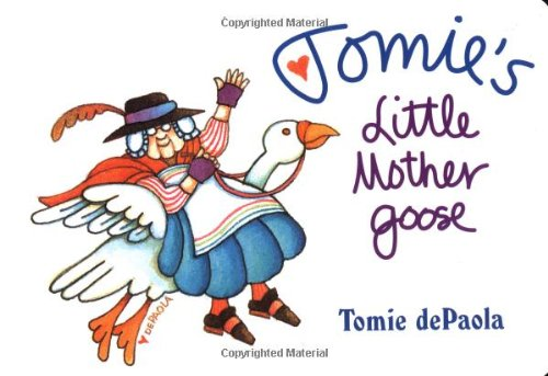 Tomie's Little Mother Goose 9780399231544