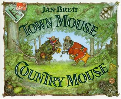 Town Mouse Country Mouse 9780399226229