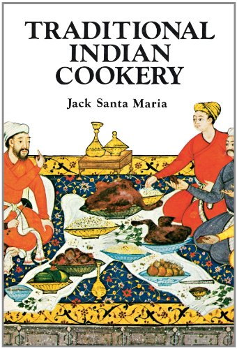 Traditional Indian Cookery 9780394735474