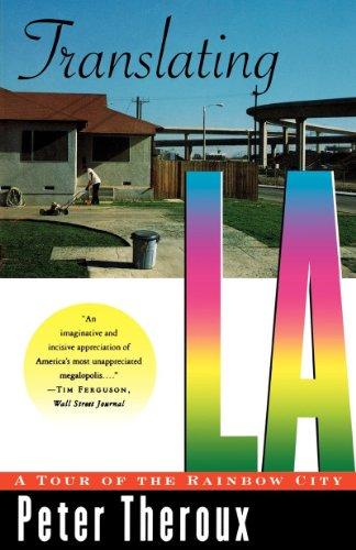 Translating La: A Tour of the Rainbow City 9780393313949