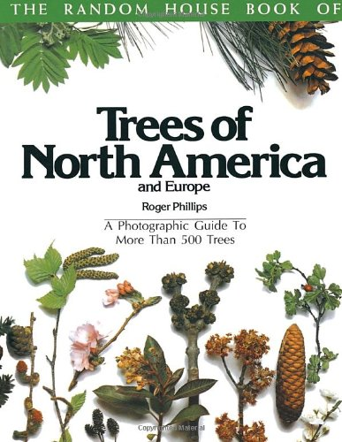 Trees of North America and Europe 9780394735412