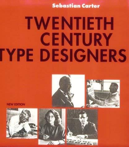 Twentieth Century Type Designers 9780393701999