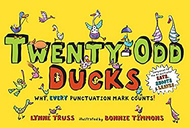 Twenty-Odd Ducks: Why, Every Punctuation Mark Counts!