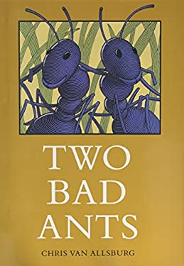 Two Bad Ants 9780395486689