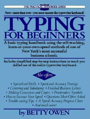 Typing for Beginners 9780399511479