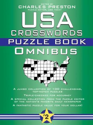 USA Crosswords Puzzle Book Omnibus #2 9780399530357