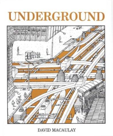 Underground 9780395340653