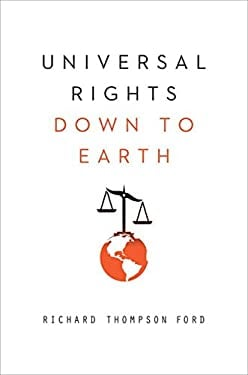 Universal Rights Down to Earth 9780393079005