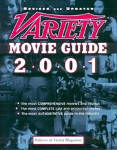 Variety Movie Guide 2001 (Revised and Updated) 1263781