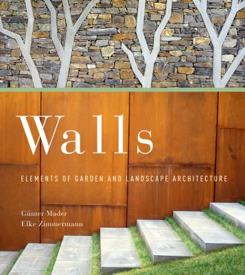 Walls: Elements of Garden and Landscape Architecture 9780393732948