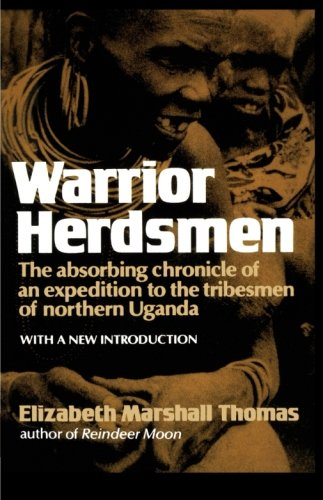 Warrior Herdsmen 9780393000405