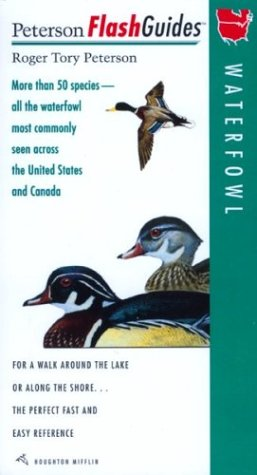 Waterfowl: More Than 50 Species - All the Waterfowl Most Commonly Seen Across the United States and Canada 9780395867341