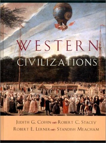 Western Civilizations, Their History & Their Culture 9780393976861
