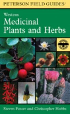 Western Medicinal Plants and Herbs 9780395838068