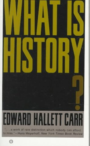 What Is History? 9780394703916