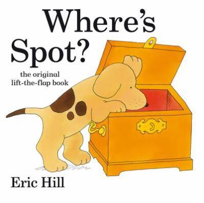 Where's Spot? 9780399207587