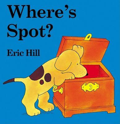 Where's Spot? 9780399240461