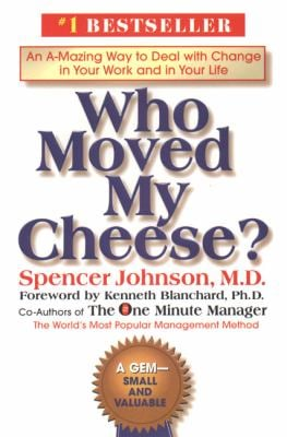 Who Moved My Cheese? 9780399147241