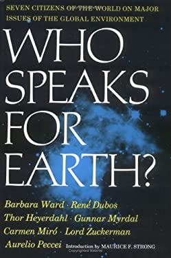 Who Speaks for Earth?