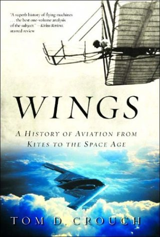 Wings: A History of Aviation from Kites to the Space Age 9780393326208