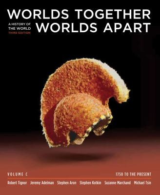 Worlds Together, Worlds Apart: A History of the World: 1750 to the Present 9780393156300