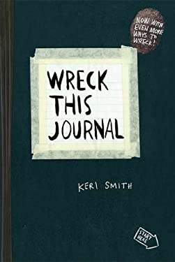 Wreck This Journal (Black): To Create Is to Destroy 9780399161940