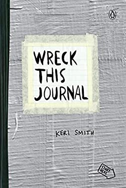 Wreck This Journal (Duct Tape) 9780399162701