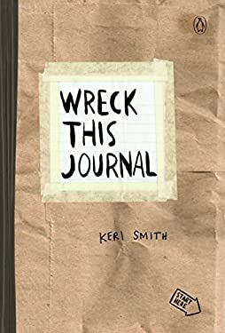 Wreck This Journal (Paper Bag): To Create Is to Destroy 9780399162718