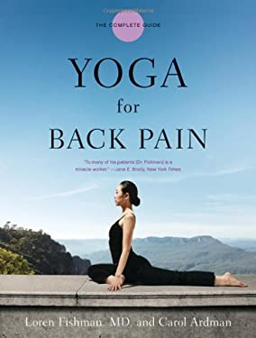 Yoga for Back Pain: The Complete Guide 9780393343120