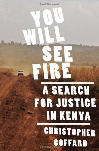 You Will See Fire: A Search for Justice in Kenya 9780393077421