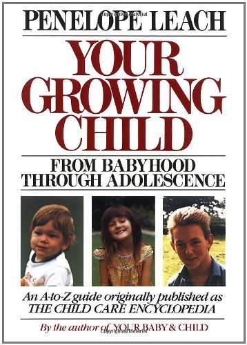 Your Growing Child 9780394710662