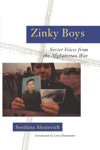 Zinky Boys: Soviet Voices from the Afghanistan War 9780393336863