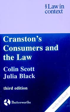 Cranston's Consumers and the Law 9780406988027