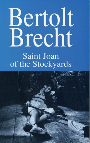 Saint Joan of the Stockyards: Part One 9780413653307