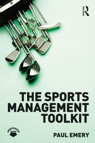 The Sports Management Toolkit 9780415491594