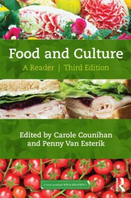 Food and Culture: A Reader 9780415521048