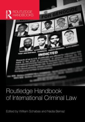 Routledge Handbook of International Criminal Law 9780415524506