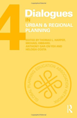 Dialogues in Urban and Regional Planning: Volume 4 9780415593342