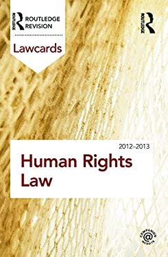 Human Rights Law 9780415683401