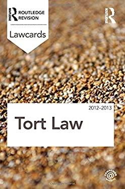 Tort Law 9780415683449