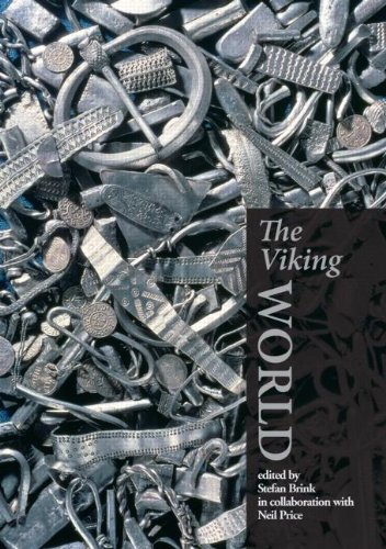 The Viking World 9780415692625