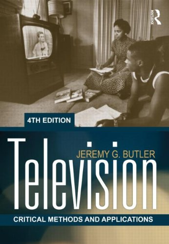 Television: Critical Methods and Applications 9780415883283