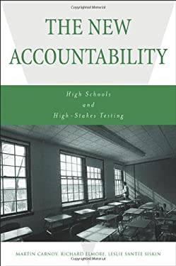The New Accountability 9780415947046