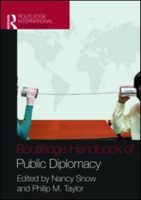 Routledge Handbook of Public Diplomacy 9780415953023