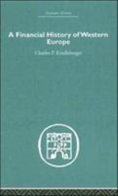 A Financial History of Western Europe: 9780415378673