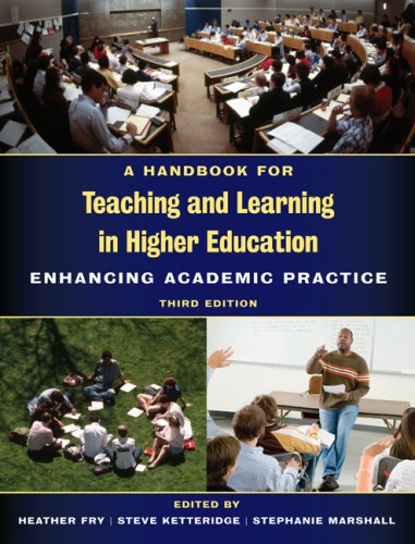 A Handbook for Teaching and Learning in Higher Education: Enhancing Academic Practice 9780415434645