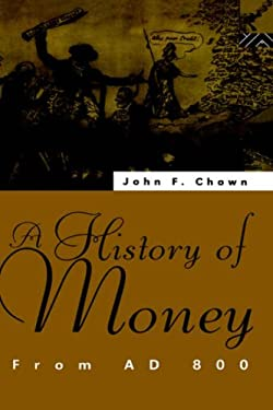 A History of Money: From Ad 800 9780415102797